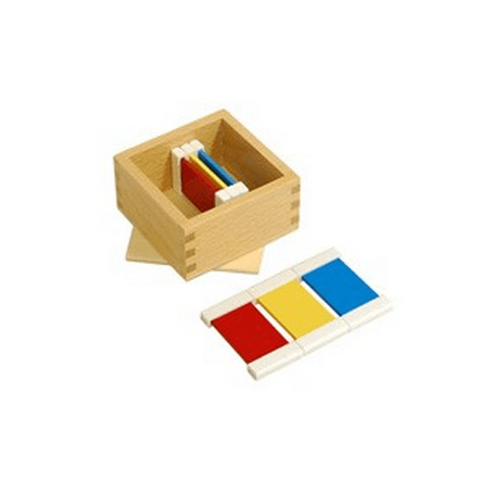 First Box of Colour Tablets (Box 1)