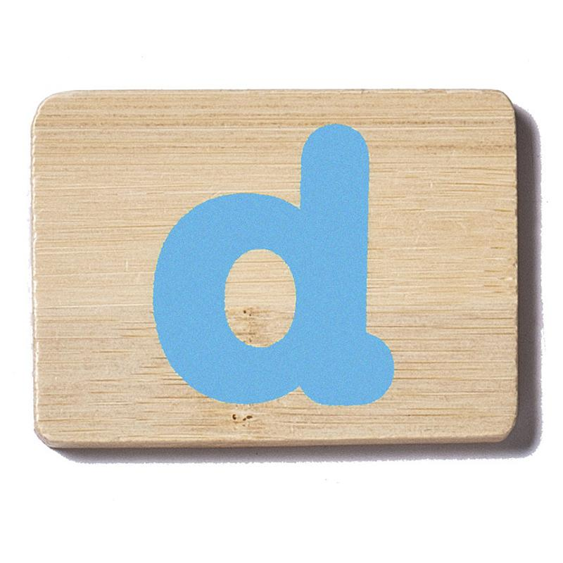 Everearth Name Train Letter - D Capital