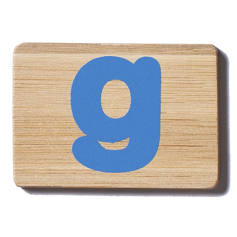 Everearth Name Train Letter - G Capital