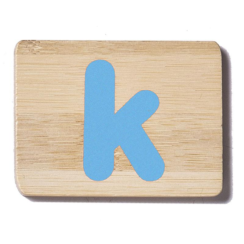 EverEarth Name Train Letter - K Capital