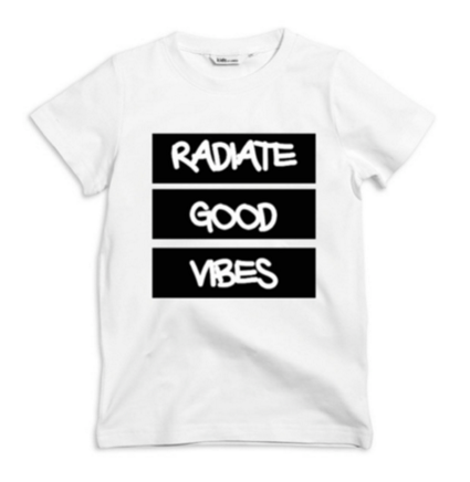 RADIATE GOOD VIBES