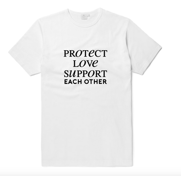 Protect Love Support