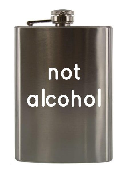 not alcohol
