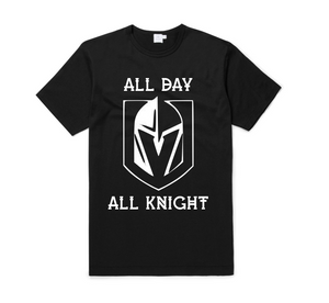 ALL KNIGHT -T-Shirt