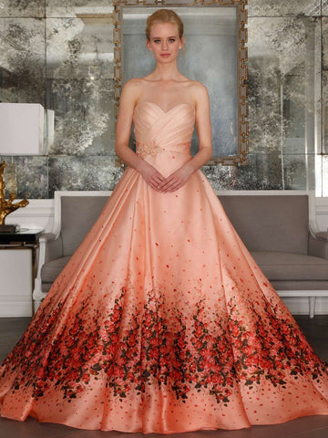 Prom Dresses 2018 Tagged Floral Evening Dress Amyprom