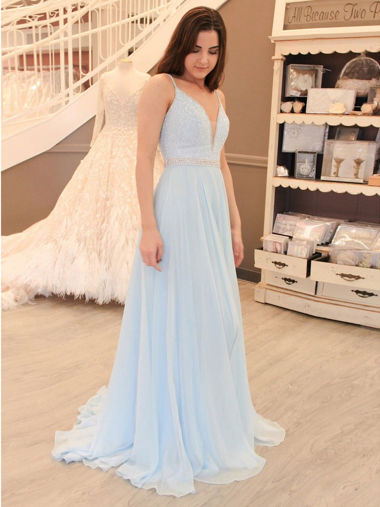 70c7a75a1b Short Blue Prom Dress With Straps - Data Dynamic AG