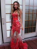 Sexy Prom Dress, Sheath Strapless Long Prom Dress Evening Dress MK546