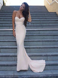Simple  Long Prom Dress Sweetheart Mermaid Prom Dress/Evening Dress MK579
