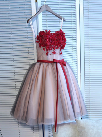 Homecoming Dresses 2017 ,Sweetheart Short/Mini Prom Dress Party Dress SKY007
