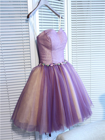 Pretty Homecoming Dresses,Short/Mini Prom Dress Juniors Homecoming Dresses SKY012