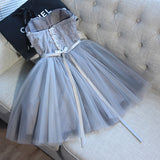 Sweetheart Homecoming Dress Short/Mini Prom Drsess Juniors Homecoming Dresses SKY018