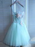 A-line Homecoming Dress Short/Mini Prom Drsess Juniors Homecoming Dresses SKY027