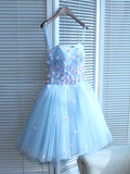 Homecoming Dress 2017 Sweetheart Short/Mini Prom Drsess Juniors Homecoming Dresses SKY034
