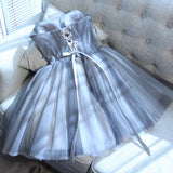 Pretty Homecoming Dress Sweetheart Short/Mini Prom Drsess Juniors Homecoming Dresses SKY037
