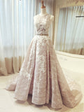 A-line Prom Dress Floor Length Prom Drsess/Evening Dress SKY181