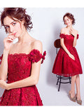 2017 A-line Homecoming Dress Short Party Dress Cocktail Dresses SKY467