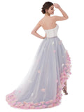 A-line High Low Prom Drsess Prom Dress/Evening Dress SKY565