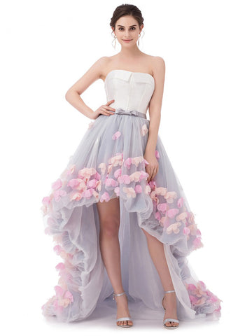 2017 A-line High Low Prom Drsess Prom Dress/Evening Dress SKY565