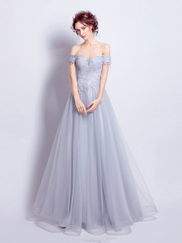 2017 Charming Prom Drsess Evening Dress Long Party Dress SKY603