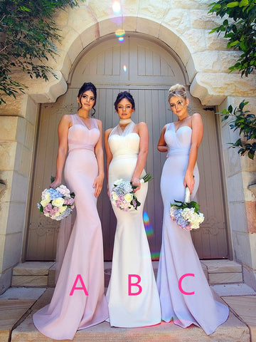 2017 Trumpet/Mermaid Prom Drsess/Evening Dress Bridesmaid Dress SKY609