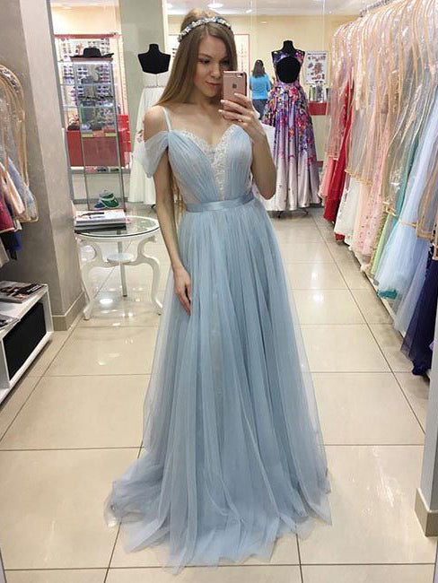 2017 Charming Prom Drsess Evening Dress Long Party Dress SKY675