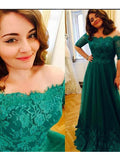2017 Charming Prom Drsess Evening Dress Long Party Dress SKY678