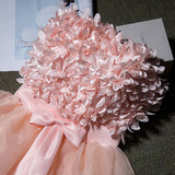 2017 A-line Strapless Short Prom Drsess Charming Homecoming Dresses SKY751
