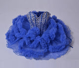 Charming A-line Sweetheart Tulle Short Prom Drsess Homecoming Dress SKY789
