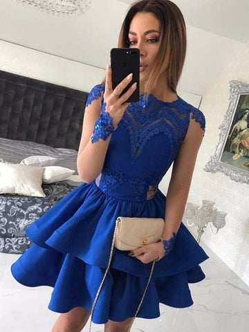 A-line-Bateau-Homecoming-Dresses-Royal-Blue-Short-Prom-Dresses-SKY875