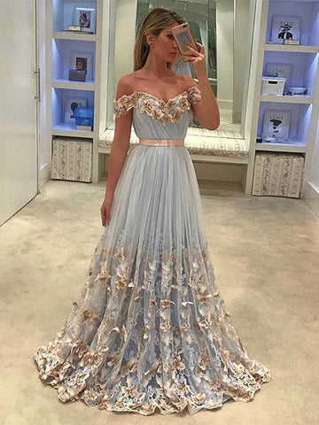 A-line-Off-the-shoulder-Light-Sky-Blue-Prom-Dress-Evening-Dress-SKY889