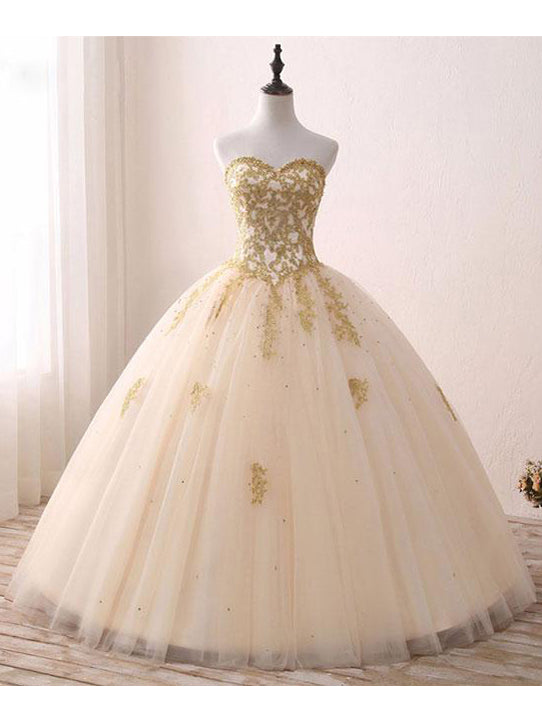 A-line-Ball-Gowns-Sweetheart-Gold-Prom-Dress-Evening-Dress-SKY895
