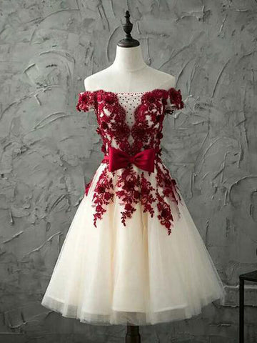 a-line-off-the-shoulder-burgundy-applique-homecoming-dress-short-prom-dresses-whk067