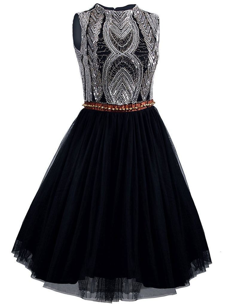 Balck Homecoming Dress,Cute Homecoming Dress,Short Prom Dress,Juniors Homecoming Dresses