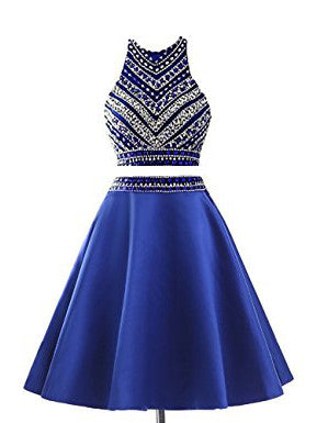 Royal Blue Homecoming Dress,Cheap Homecoming Dress,Short Prom Dress,Juniors Homecoming Dresses