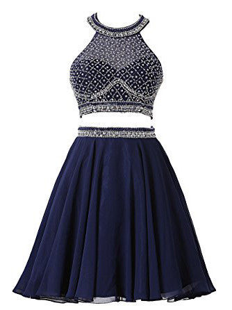 2 Pieces Charming Homecoming Dresses,Homecoming Dress Short/Mini Homecoming Dress Juniors Homecoming Dresses