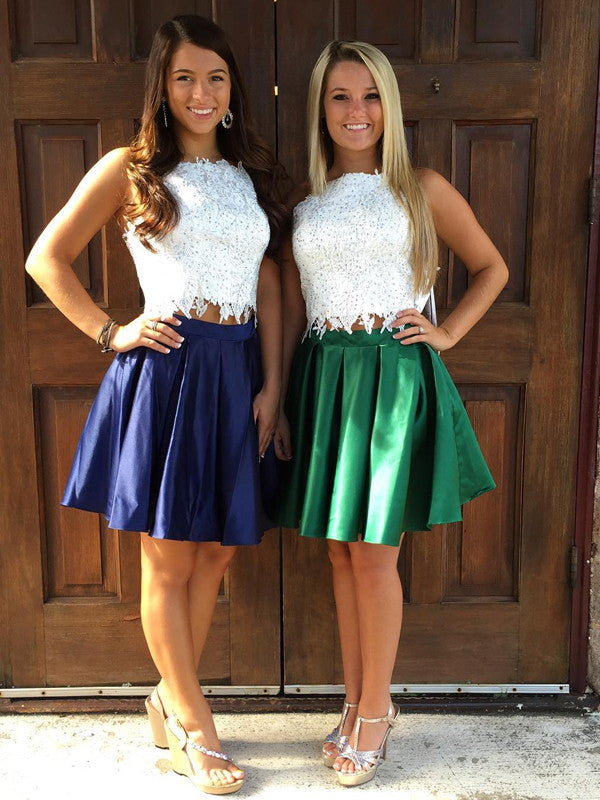 A-line Homecoming Dress Short Prom Drsess Homecoming Dresses kmy329