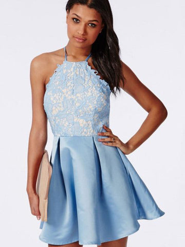 A-line Homecoming Dress Short Prom Drsess Homecoming Dresses kmy432