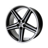 iroc wheels sale black machine