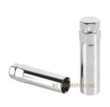 Passenger Spline Lug Nut Chrome Key  C7301B