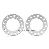 "8 Lug Wheel Spacer 8x6.50 8x165 8x170 (0.25"" 6mm)"