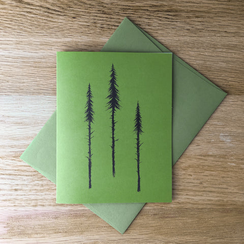 Greeting Cards - Abstract Elk