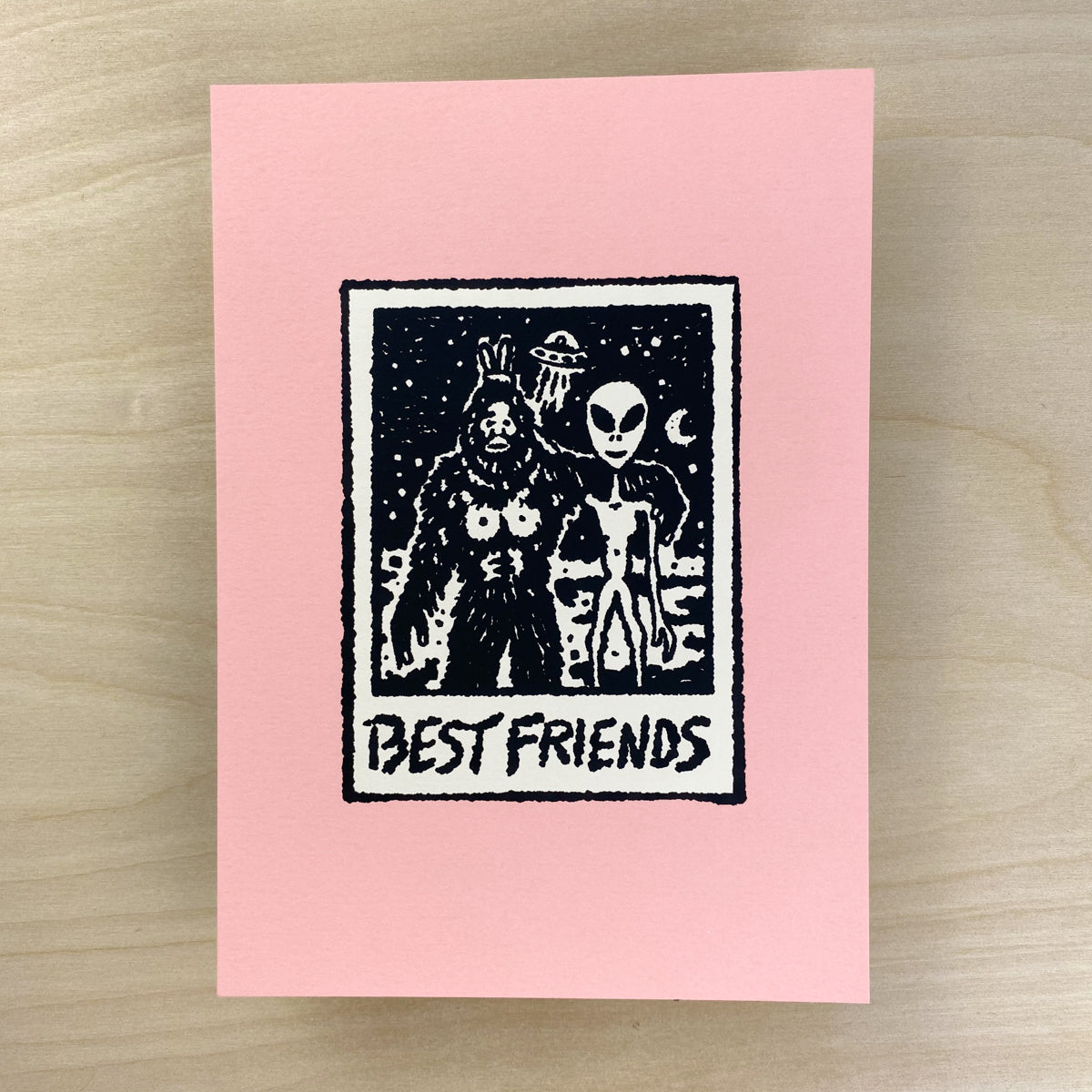 Best Friends - Signed Print #192