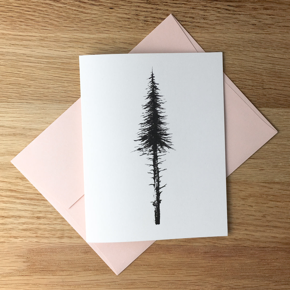 Greeting Cards - Evergreen