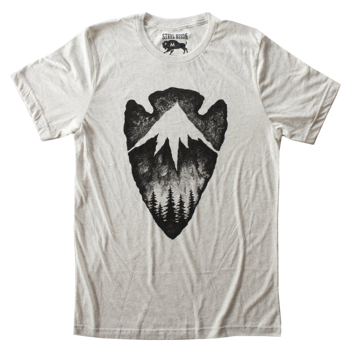 Heritage T-shirt (Oatmeal)