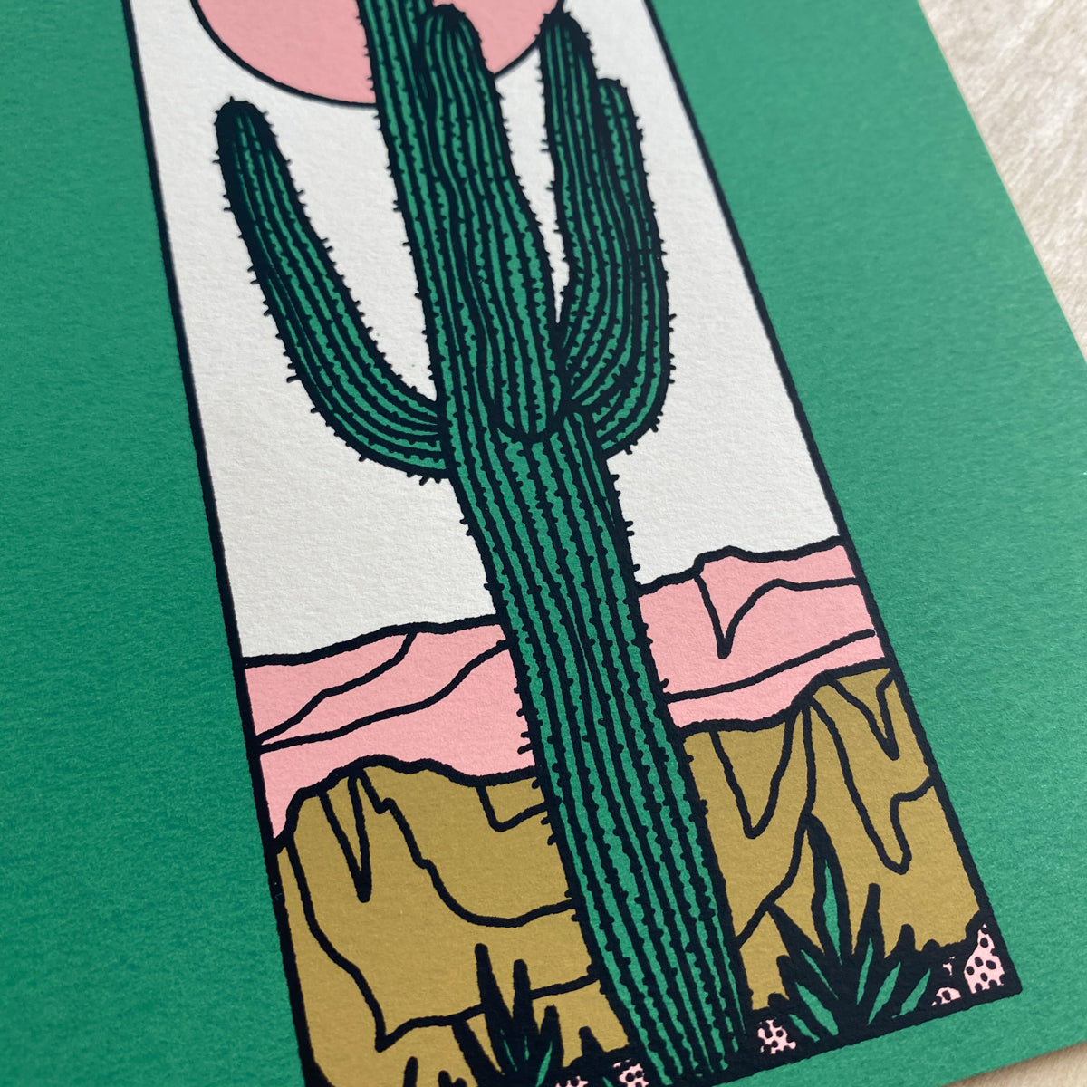 Mesa Arizona - Signed Print #190
