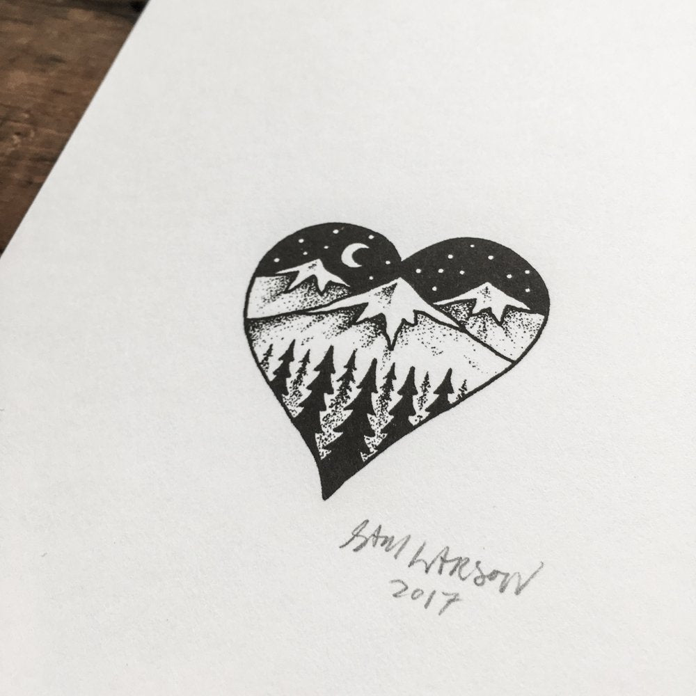 Wild Love - Signed Print #13
