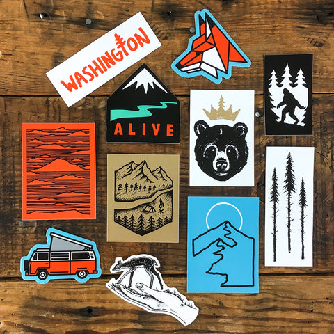 Portland Sticker Pack