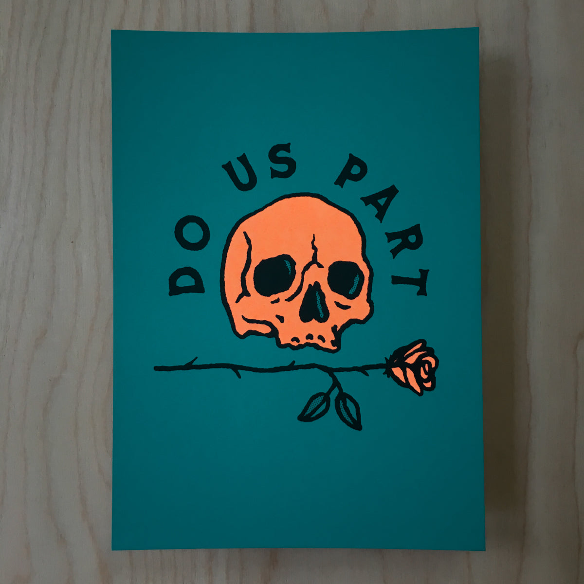 Do Us Part - Signed Print #180