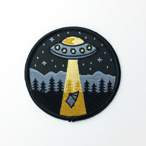 Abduction - Embroidered Patch