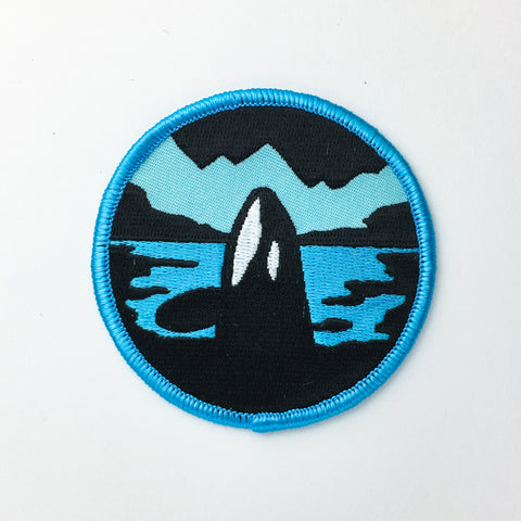 Bear Peak - Embroidered Patch